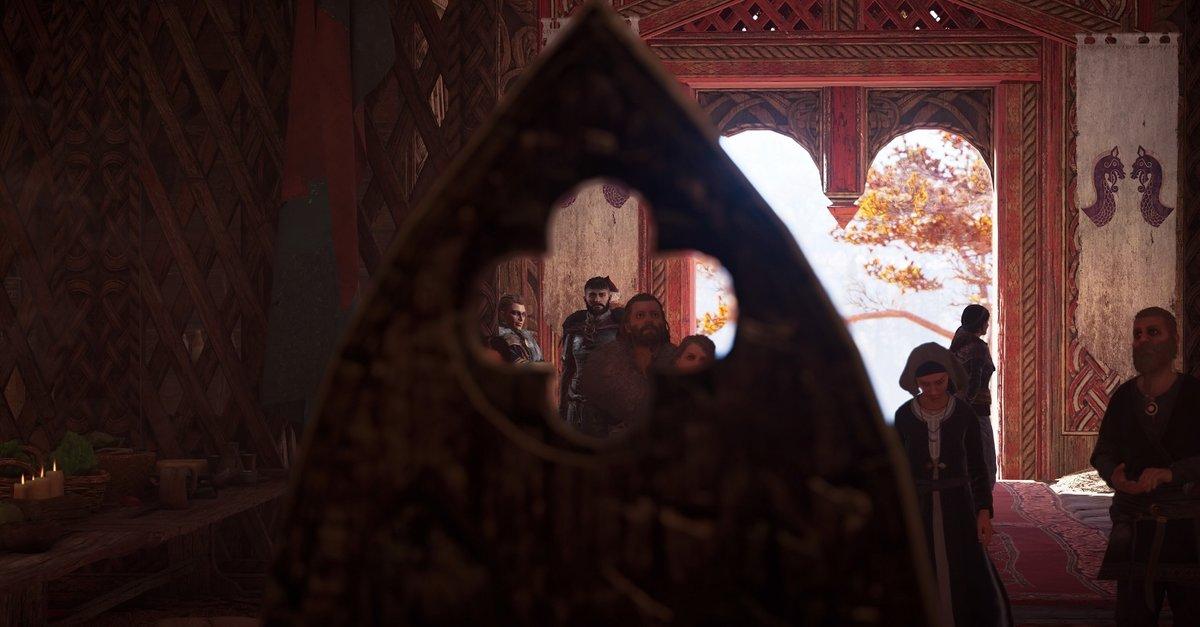 Assassin's Creed Valhalla: Vili oder Tryggvi zum Jarl machen (Abschied und Vermächtnis)