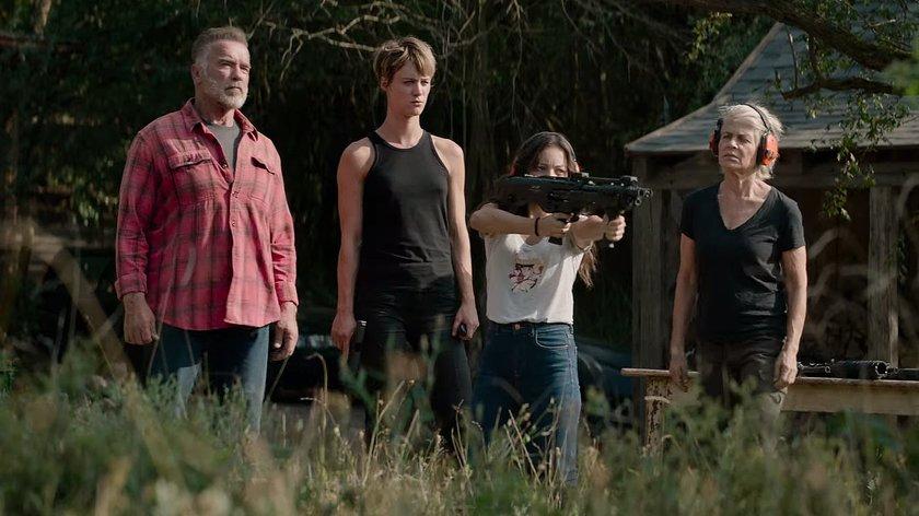 """""""Terminator: Dark Fate"""": Laut James Cameron ist eine Trilogie geplant"""