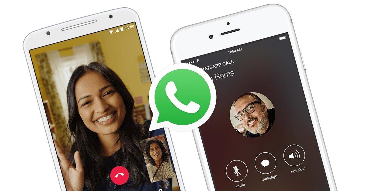 Telefonieren über Whatsapp