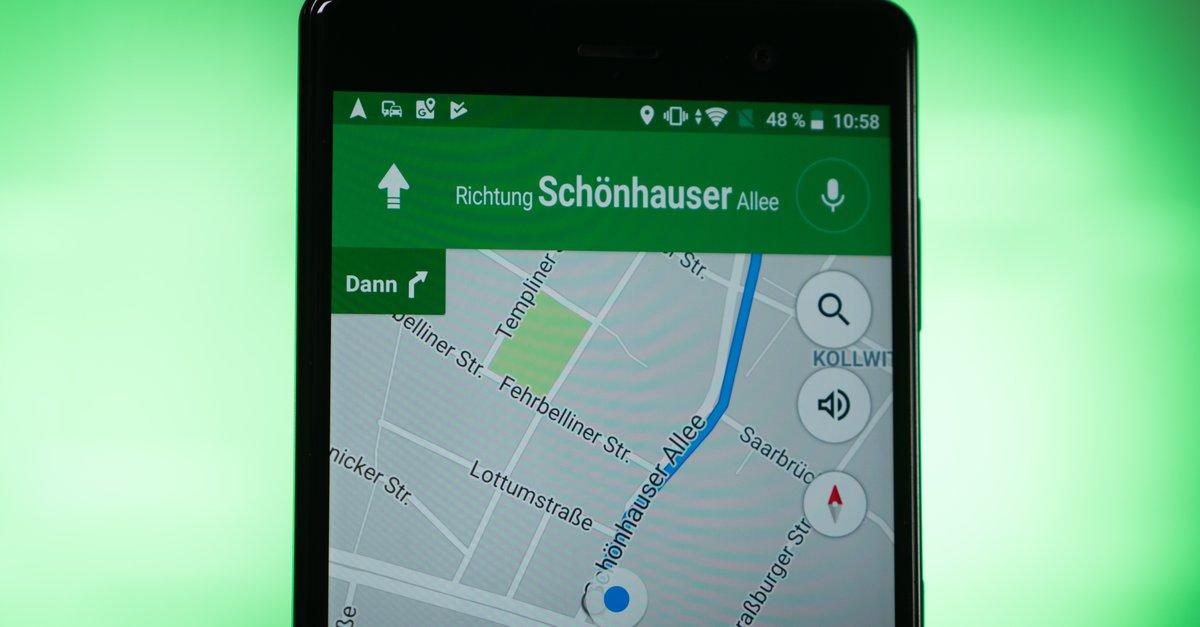 Google Maps: Neue Funktion macht Tanken-Apps überflüssig - Giga
