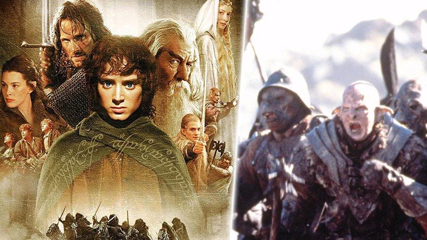 """Aus Rache in einen Ork verwandelt: """"Herr der Ringe""""-Star verrät erstaunliches Geheimnis"""