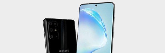 Samsung Galaxy S11: So schön soll das neue Top-Handy aussehen