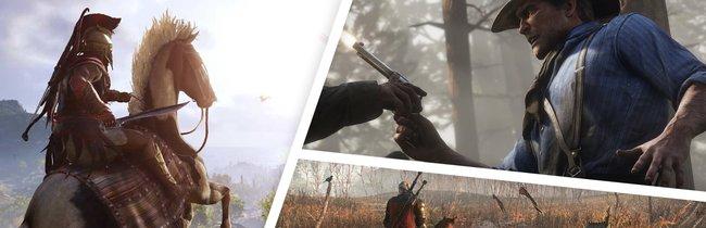 Open-World-Games: Die 17 besten Zeitfresser