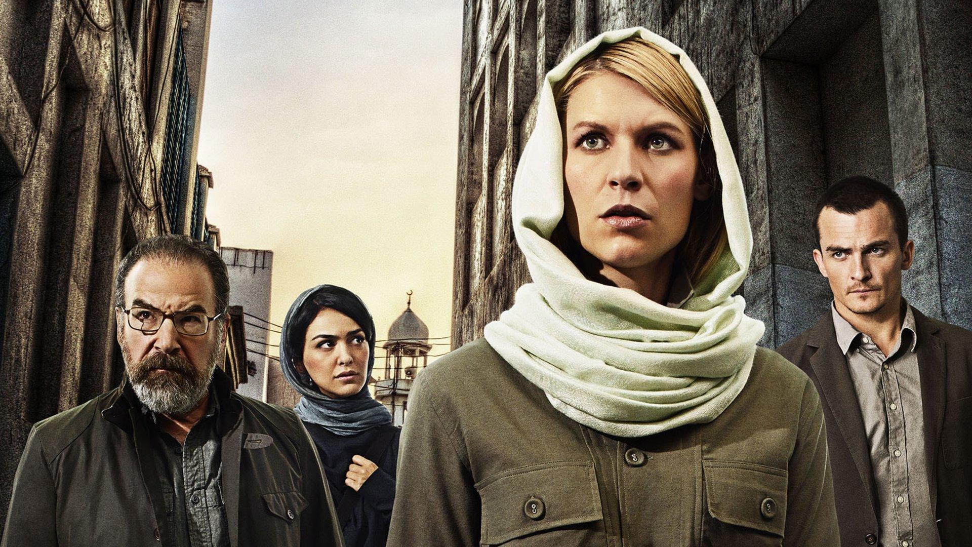 """Läuft """"Homeland"""" auf Netflix · KINO.de"""