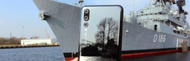 Mate 20 Pro: Mit diesen Features will das Huawei-Smartphone die Konkurrenz schlagen