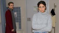 Autounfall bei GZSZ: Laura in großer Sorge um ihr ungeborenes Baby