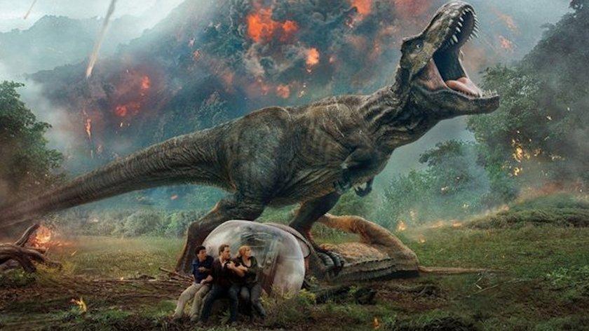 """""""Jurassic World 3"""": Regisseur feiert Dreh-Ende mit neuem spaßigen Set-Bild"""