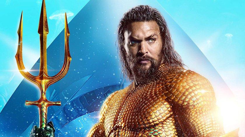 """Neue Haarfarbe für DC-Star Jason Momoa: """"Aquaman 2"""" beginnt mit den Dreharbeiten"""