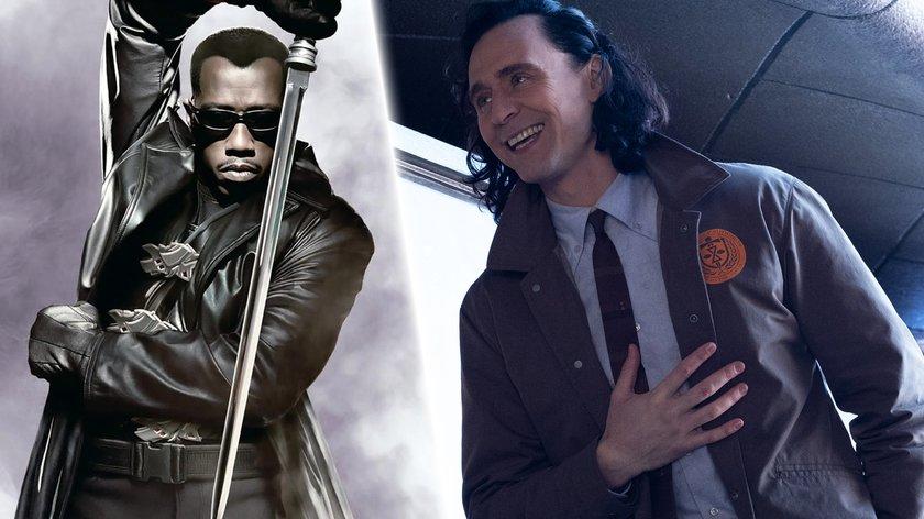 """MCU bringt erstmals Blade ins Spiel: Habt ihr die """"Loki""""-Anspielung bemerkt?"""