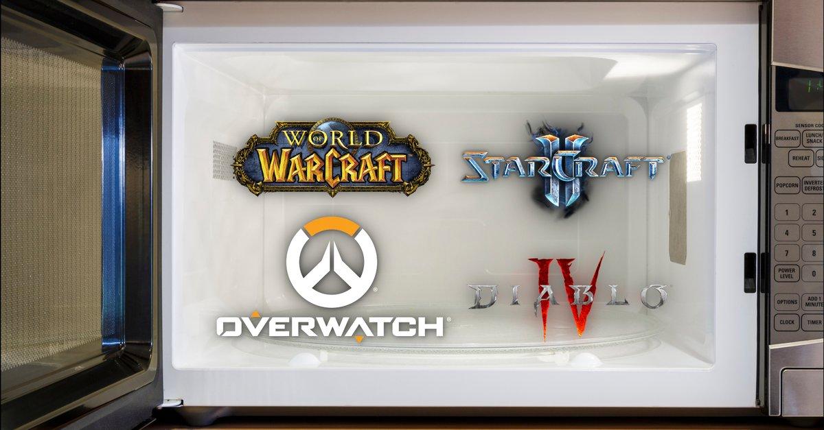Hey Blizzard, Innovation passiert nicht in der Mikrowelle (Kolumne)