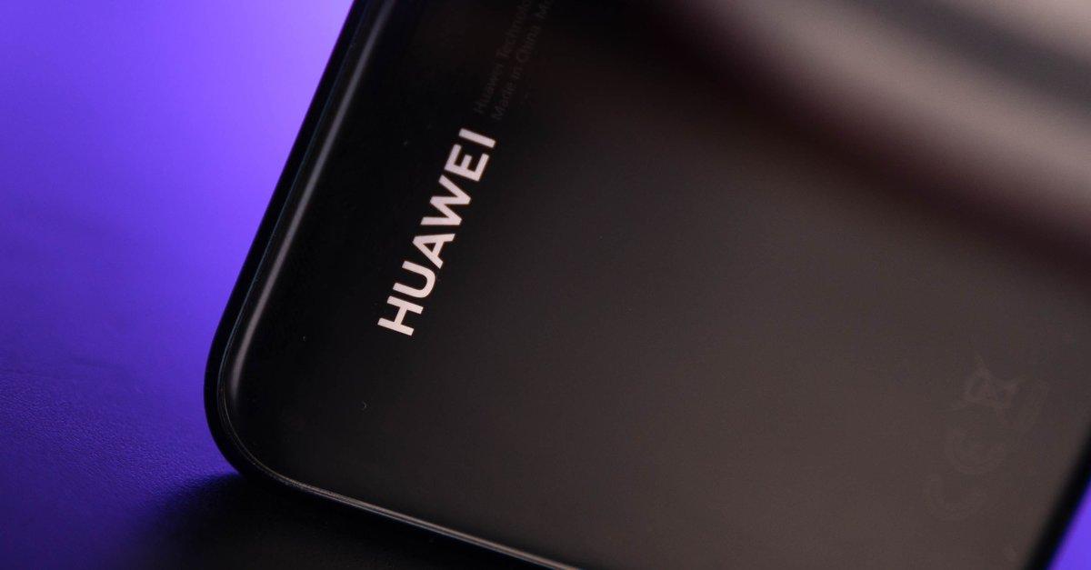 Neues Huawei-Handy schockiert: Soll das eine Kamera sein? - Giga