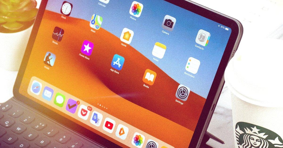 Kurswechsel für iPad und MacBooks: Apple nimmt sich was vor - Giga