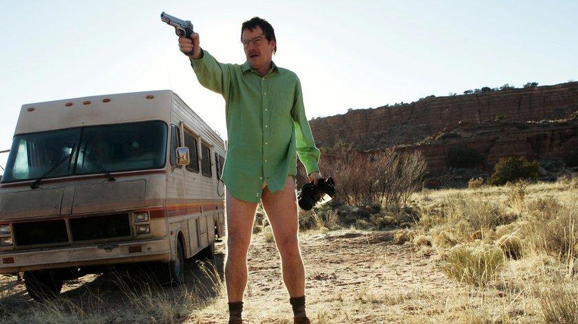 """""""Breaking Bad"""" Staffel 6: Die Serie wird nicht fortgesetzt"""