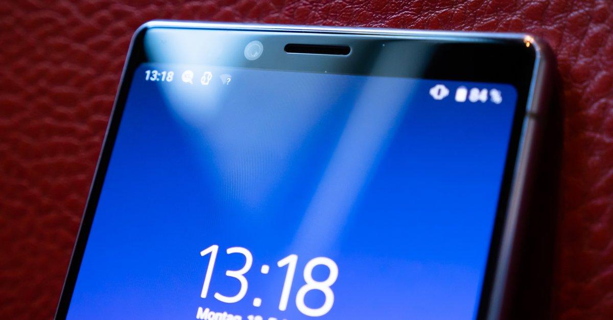 Sony Xperia 1 III: So sieht das neue Handy aus