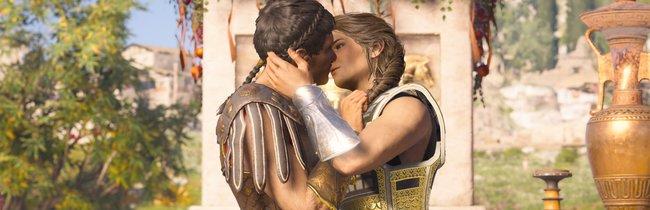 Assassin's Creed Odyssey: Romanzen - Alle Liebesabenteuer und wo sie starten