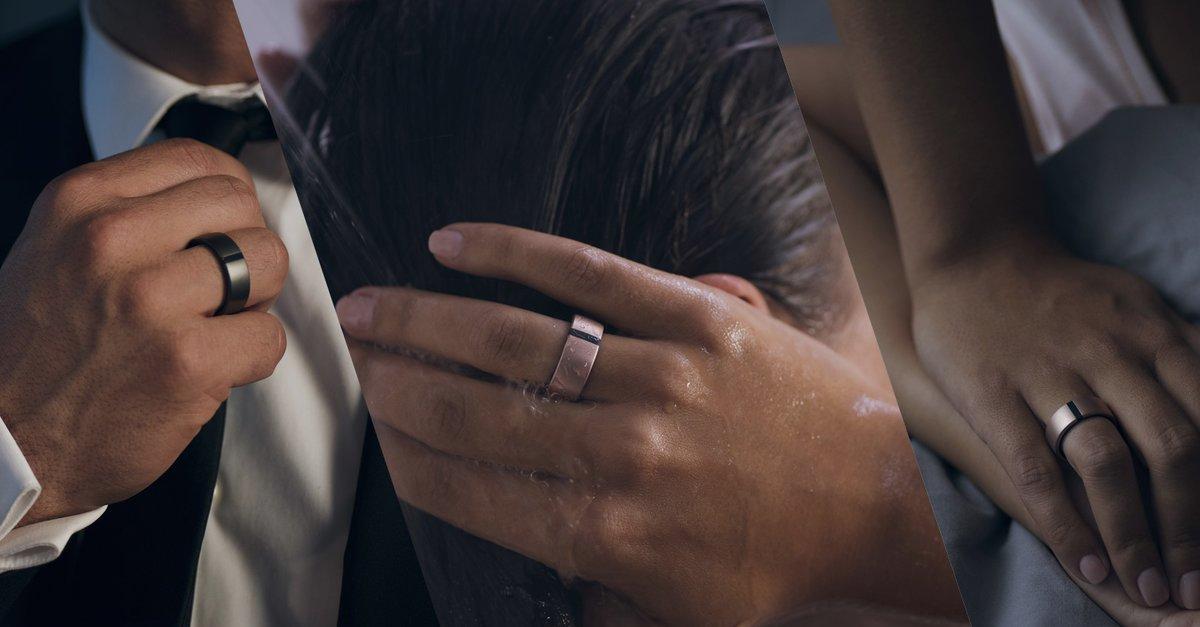 Motiv Ring: Dieser Fitness-Tracker wickelt dich um den Finger