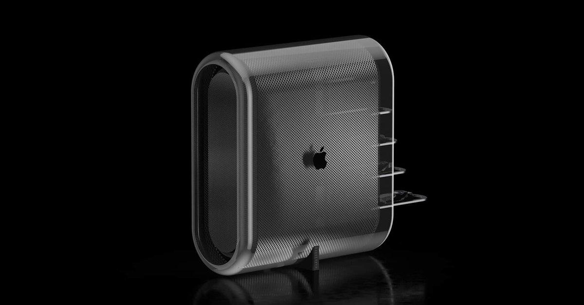 Mac Pro 2019: So könnte Apples neuer Profi-Rechner ausschauen
