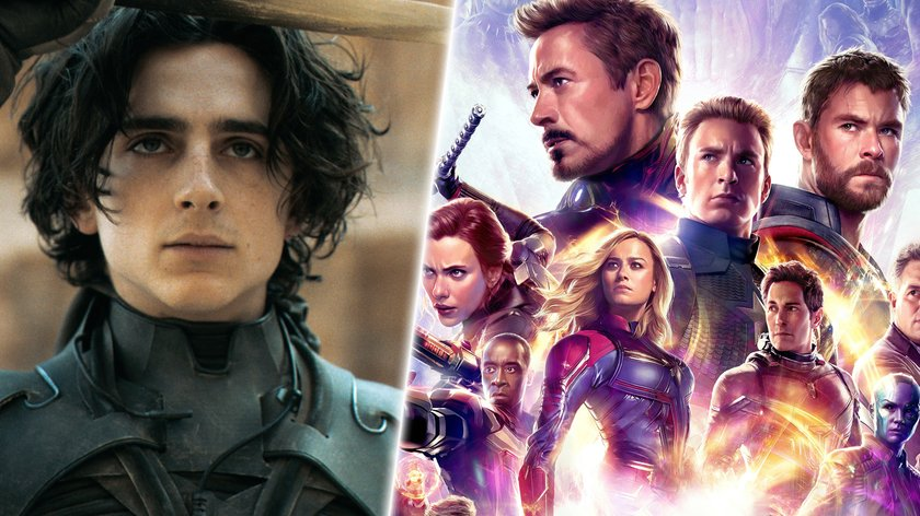 """Harte Beleidigung: """"Dune""""-Regisseur wird für seine Marvel-Kritik angegangen"""