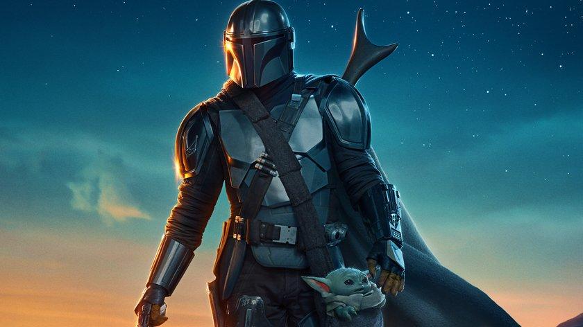 """Frischer Trailer zeigt """"The Mandalorian""""-Figur: Neue """"Star Wars""""-Serie startet am perfekten Tag"""