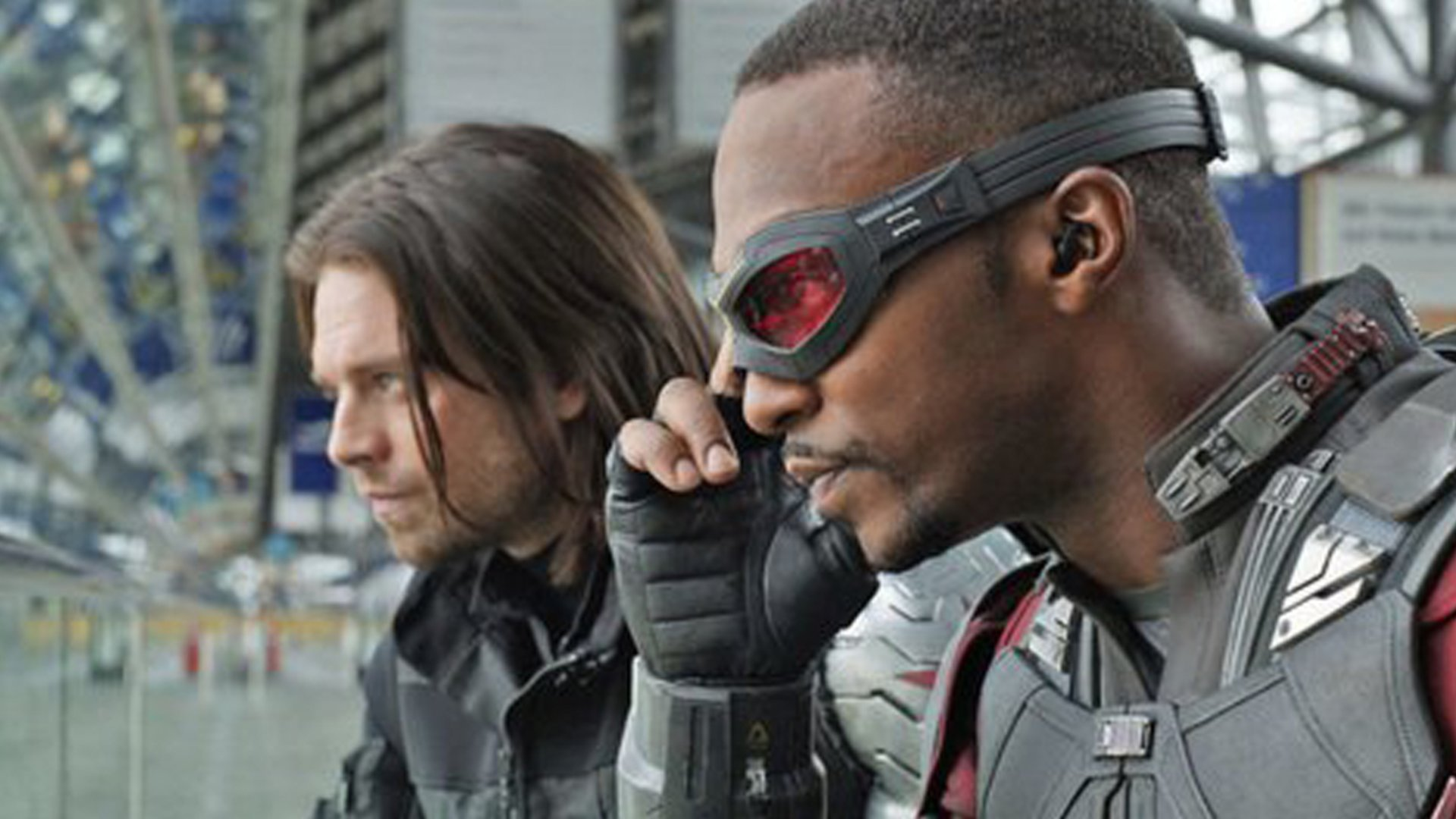 """Sorge um """"The Falcon and the Winter Soldier"""": MCU-Star äußert sich skeptisch"""
