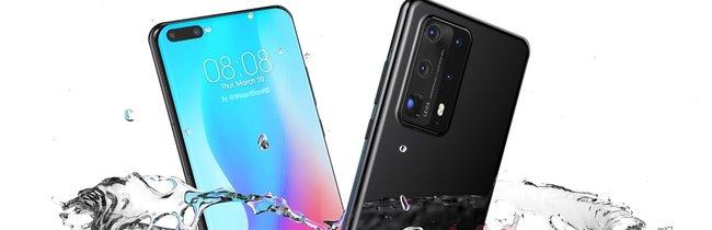 Huawei P40 Pro: So soll das Kamera-Monster aussehen