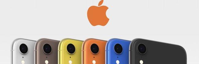 iPhone 9: So farbenreich wird das Apple-Handy