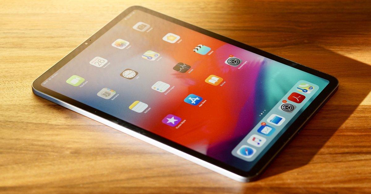 iPad Pro 2020 startbereit: Apples Fließbänder rollen schon