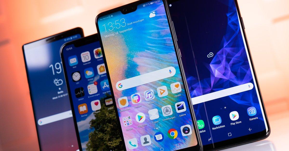neue handys 2019 diese smartphones erscheinen in diesem jahr