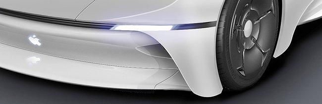 Apple vs. Tesla: So schön könnte ein E-Auto vom iPhone-Hersteller aussehen
