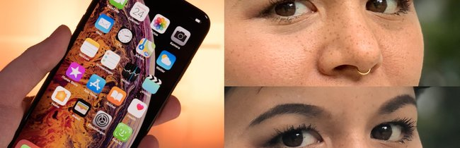 """Kameravergleich iPhone XS (Max), iPhone X, iPhone 8 (Plus): Unterschiede und der """"Beauty-Modus"""""""