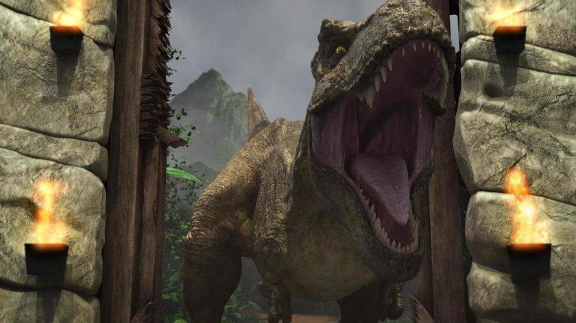 """Richtige Dino-Action: Netflix' """"Jurassic World""""-Serie ist nicht nur für Kinder"""