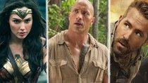 """Teuerster Netflix-Film: Neue """"Red Notice""""-Bilder mit Gal Gadot, Dwayne Johnson und Ryan Reynolds"""