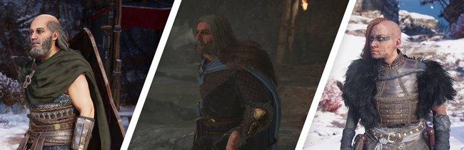 Assassin's Creed Valhalla: Alle 8 Drengr - Fundorte und Belohnungen