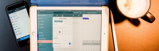 Mit diesen 18 Produktivitäts-Apps für iPad, iPhone und Android arbeitet man noch effizienter