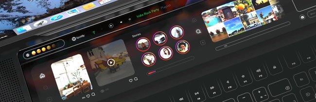 MacBook Pro mit riesiger Touch Bar: Ist das noch ein Apple-Notebook?