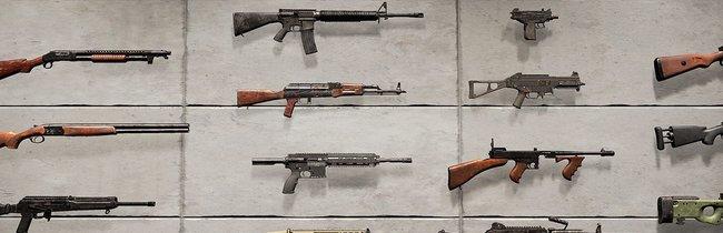 PUBG: Alle Waffen und Aufsätze - Werte und Fundorte