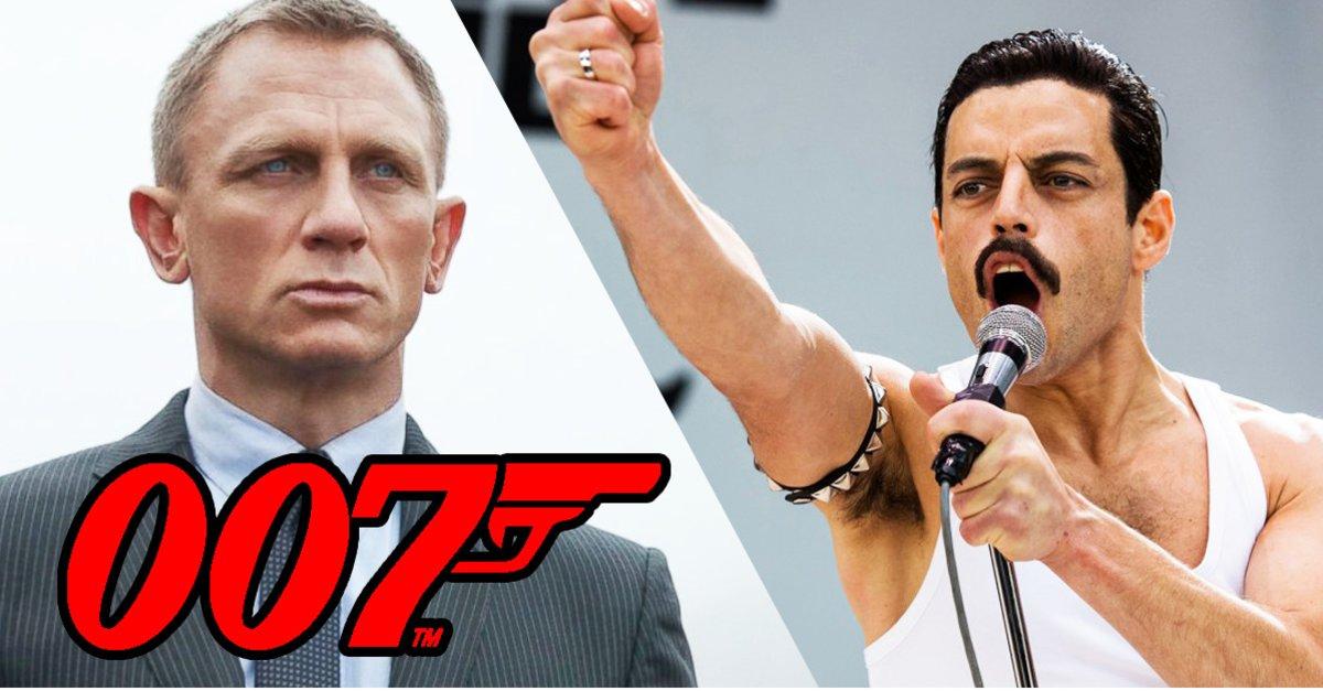 Neuer James Bond Film Rami Malek Soll Der Bösewicht Werden Kinode