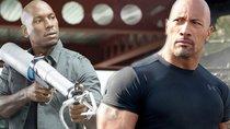 """""""Fast & Furious""""-Streit zwischen Dwayne Johnson & Tyrese Gibson geht wegen """"Hobbs & Shaw"""" weiter"""